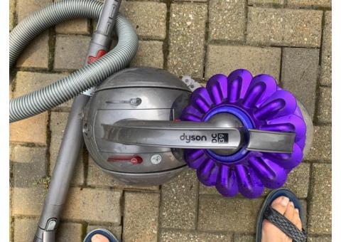 Dyson D39 portable vacuum